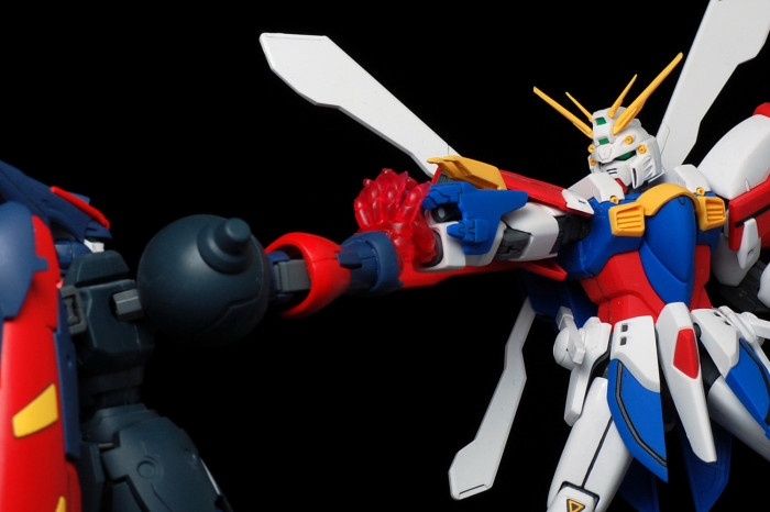 MG God Gundam-002