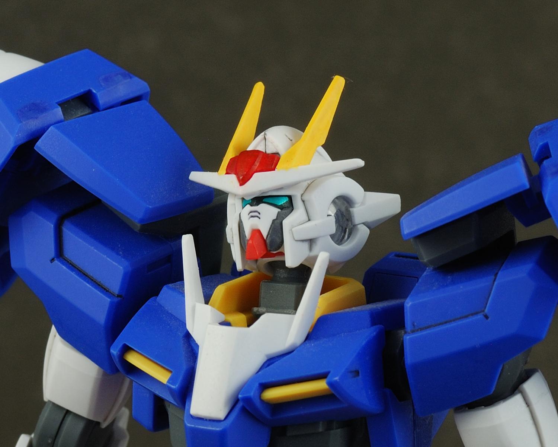 Review Hg 00 Gundam Amp 0 Raiser Hobby Hovel