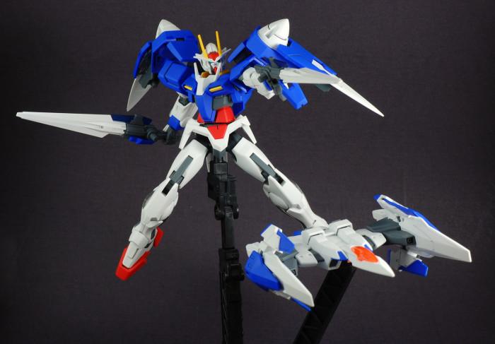 HG 00 Gundam Raiser