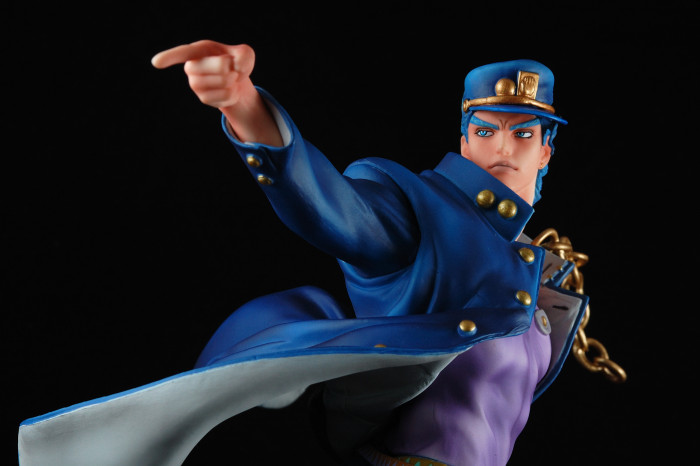 Chozou Art Collection Jotaro Kujo-002