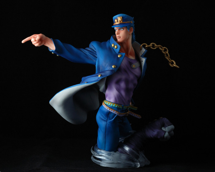 Chozou Art Collection Jotaro Kujo-004