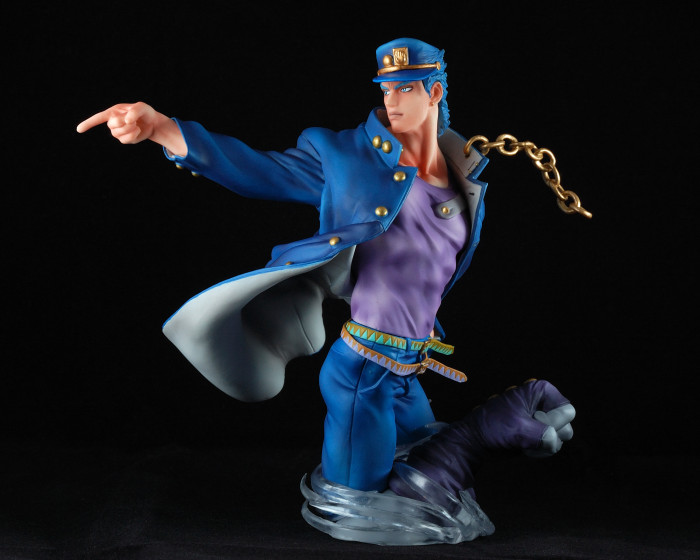 Kujo Jotaro Pose Collection Jotaro Kujo-005