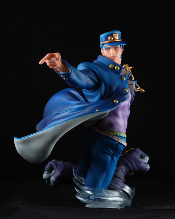 Chozou Art Collection Jotaro Kujo-021