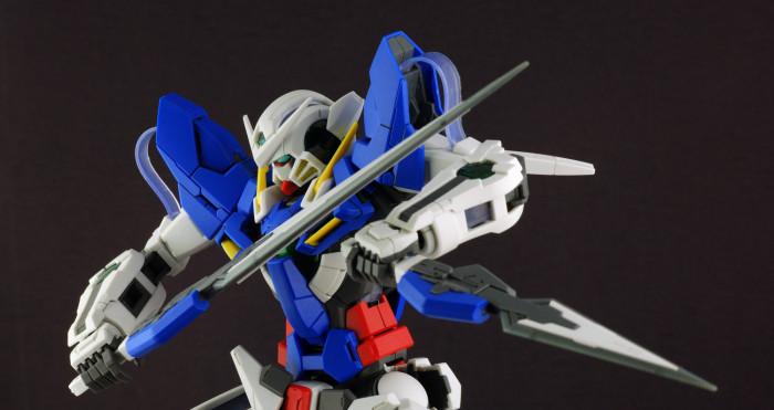 MG Gundam Exia-002