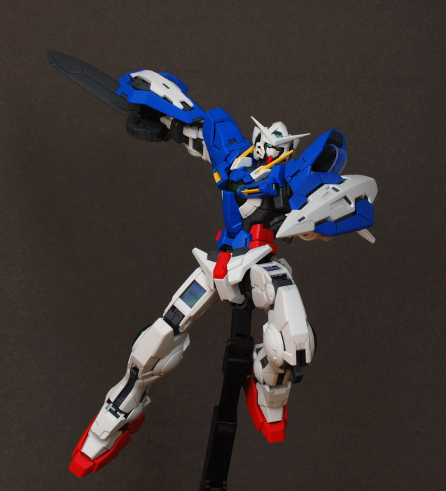 MG Gundam Exia-003