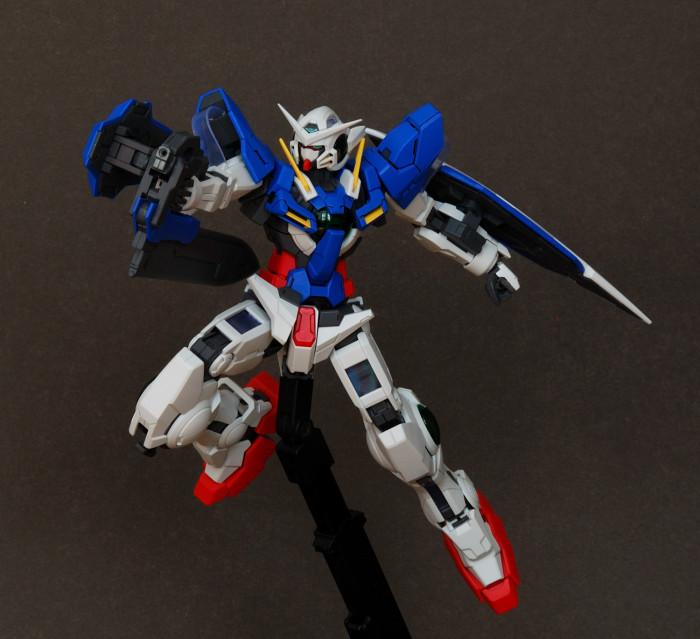 MG Gundam Exia-005