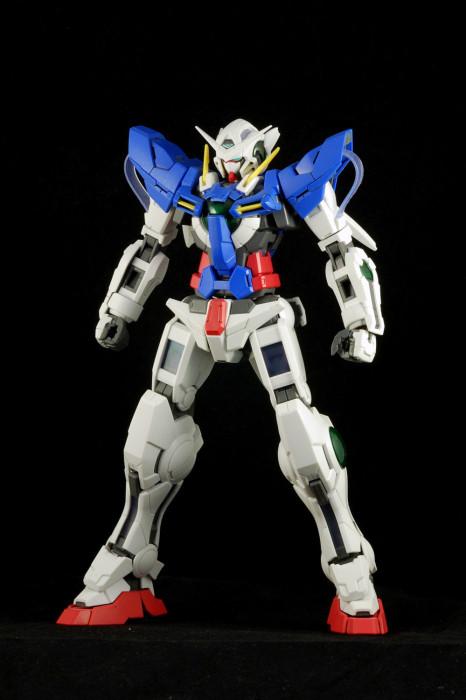MG Gundam Exia-008