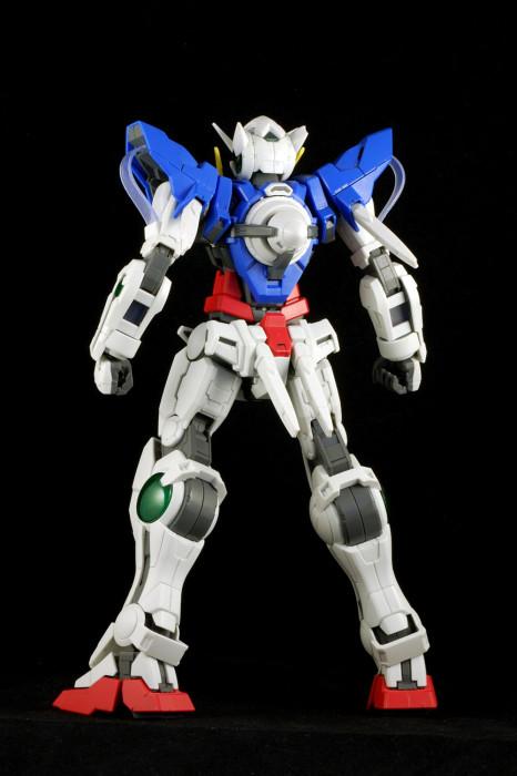 MG Gundam Exia-009