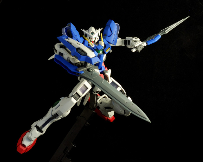 MG Gundam Exia-023