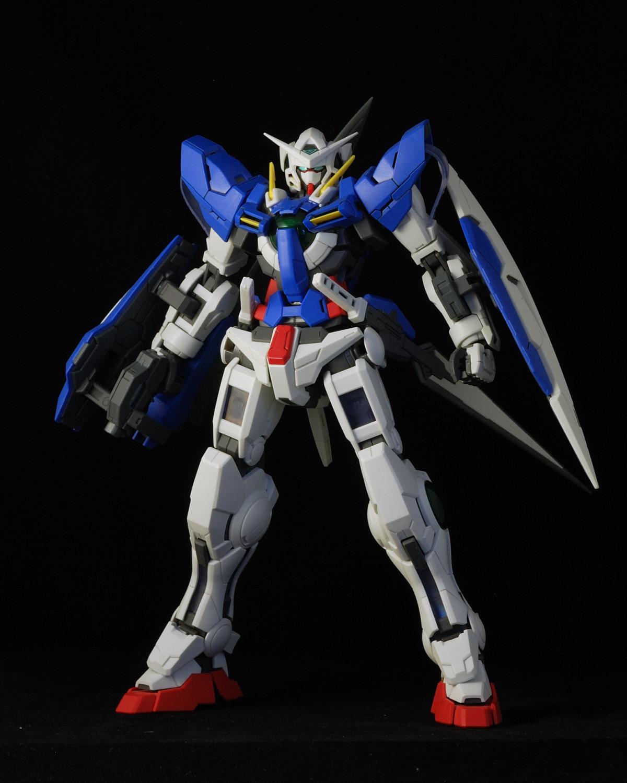 [BANDAI PREMIUM] RG 1/144 GUNDAM EXIA REPAIR II GN-001REII ...  |Gundam Exia
