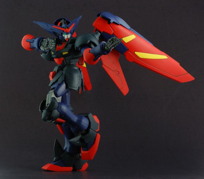 Master Grade Master Gundam-001