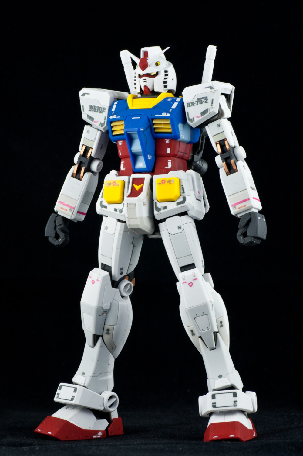 Review: Real Grade RX-78-2 Gundam
