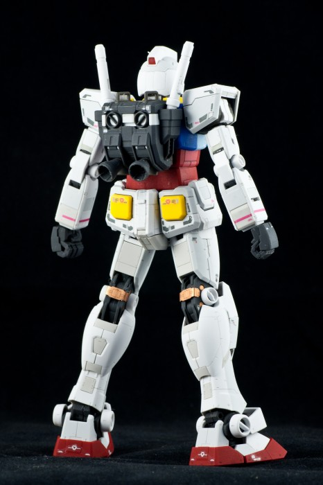 Review Real Grade Rx 78 2 Gundam Hobby Hovel