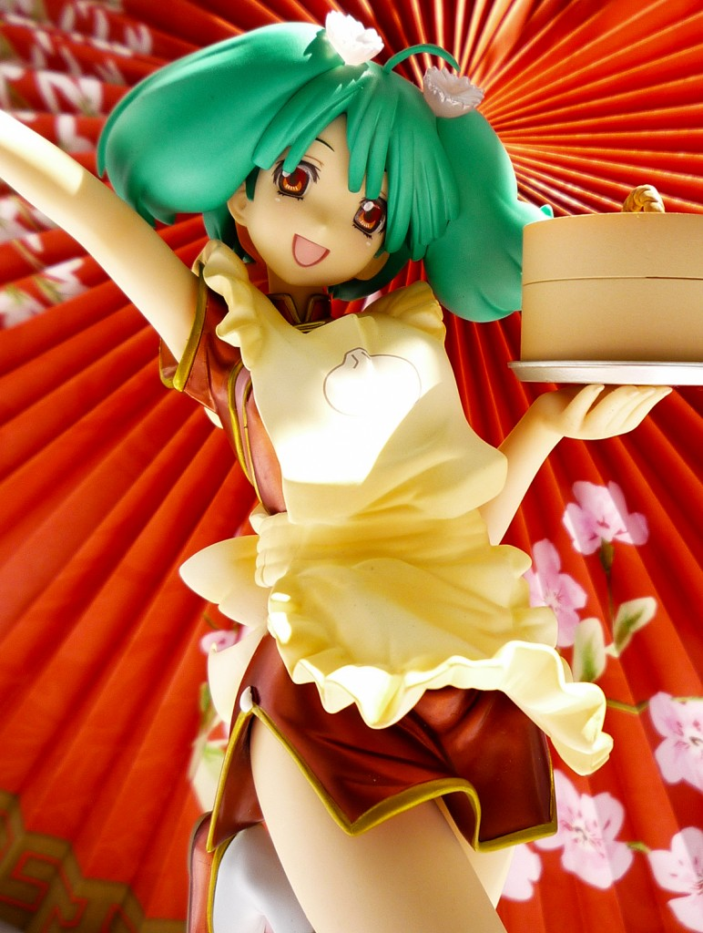 1/8 MegaHouse Ranka Lee (Nyan-Nyan Ver.) (11)
