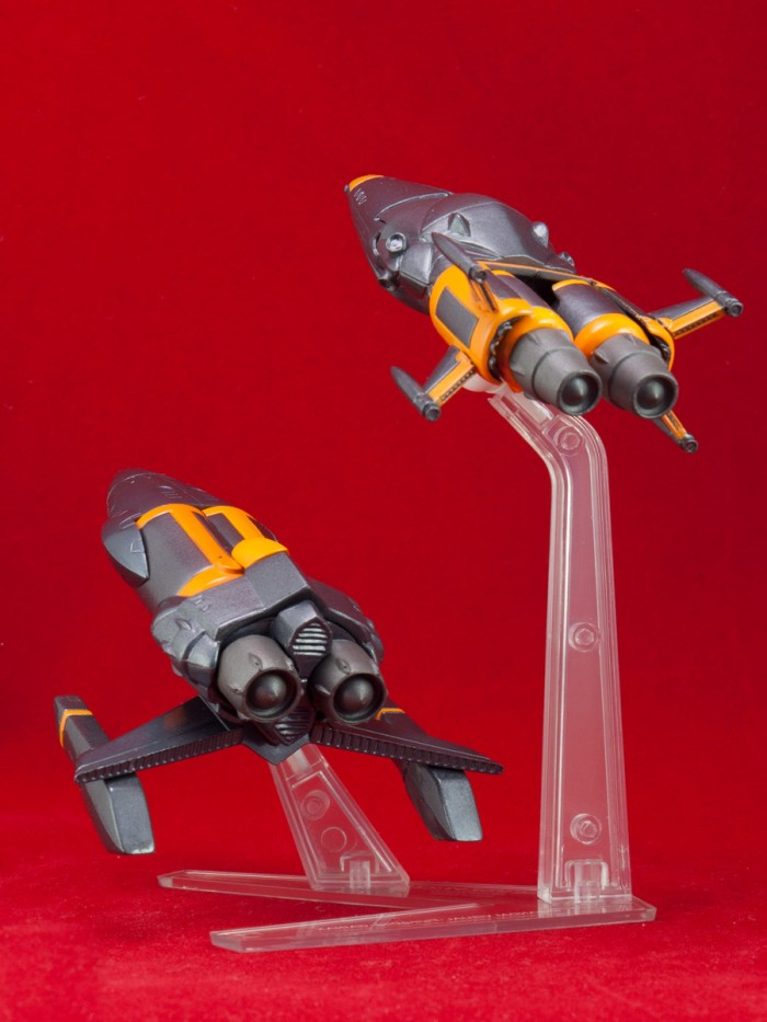 Revoltech Gunbuster (7)