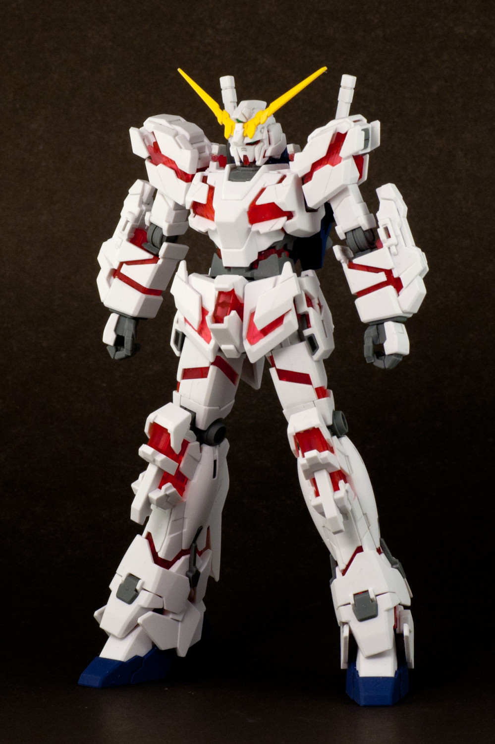 Review Hguc Unicorn Gundam Unicorn Mode Amp Destroy Mode