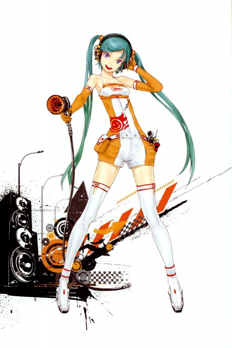 Review 1 8 Hatsune Miku 2010 Race Queen Ver Hobby Hovel
