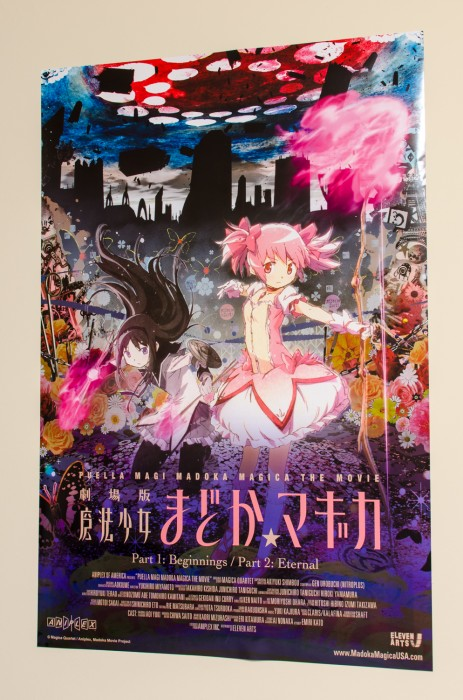 Madoka Movie Poster