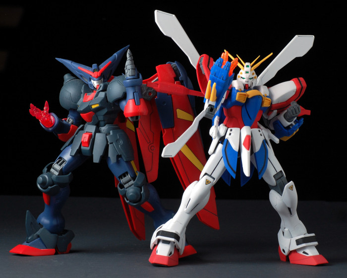 MG God Gundam-001