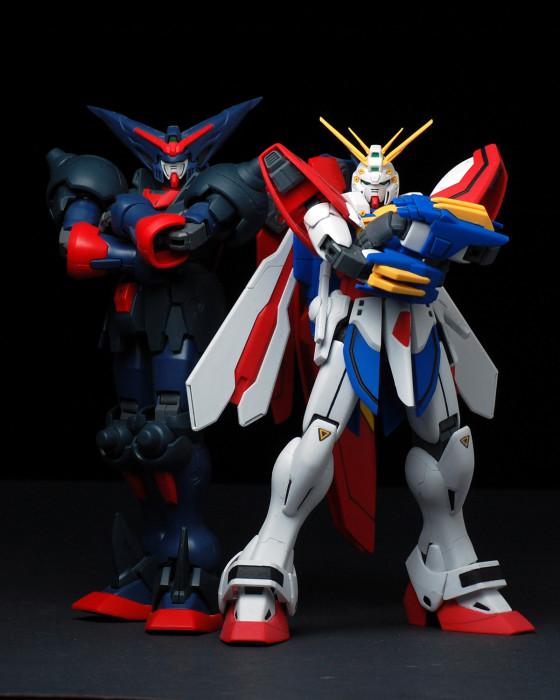 MG God Gundam-003