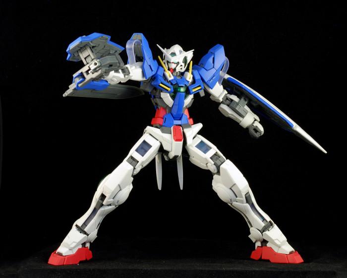 MG Gundam Exia-026
