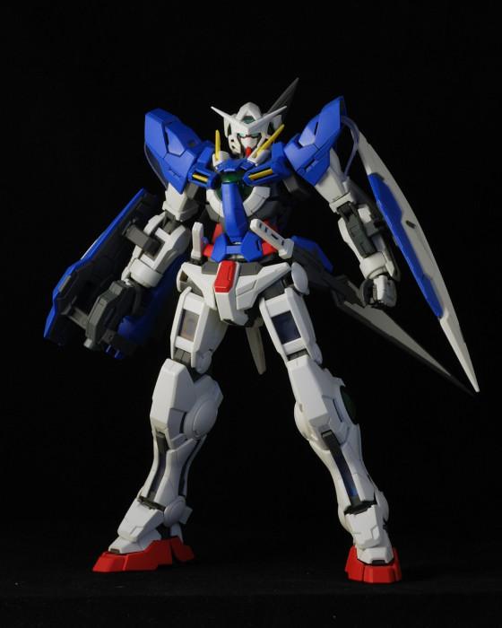 MG Gundam Exia-037