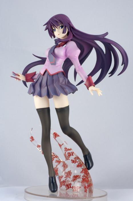 Kotobukiya Senjougahara Hitagi-001