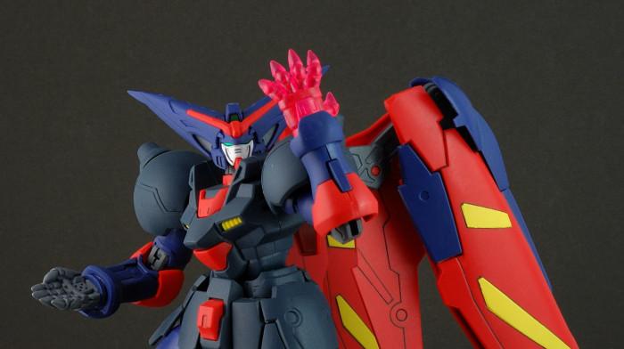 Master Grade Master Gundam-003