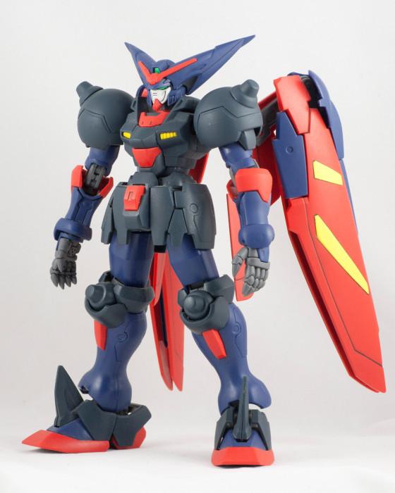 Master Grade Master Gundam-005