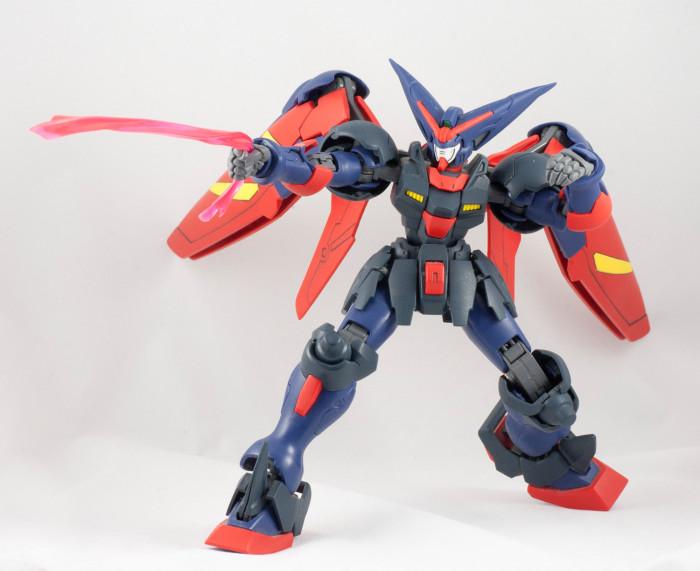 Master Grade Master Gundam-007