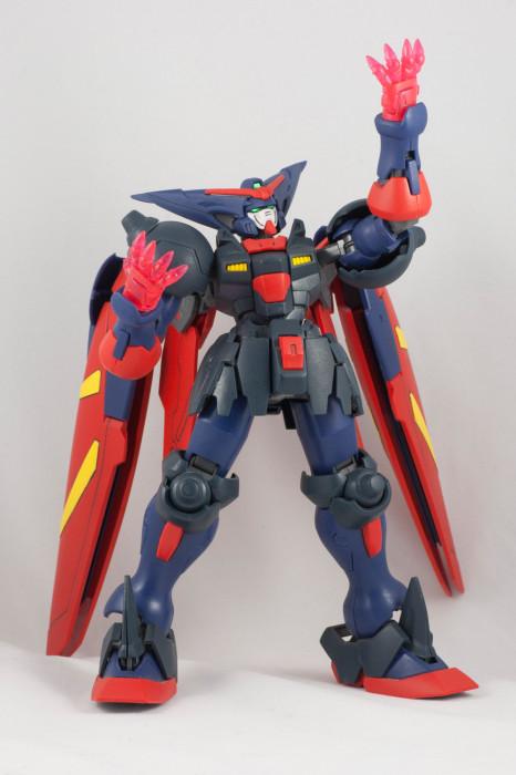 Master Grade Master Gundam-010